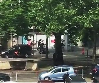ベルギーでテロ