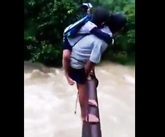 通学路が危険