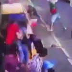 【動画】モスクワでW杯観戦に来たメキシコサポーターにタクシーが突っ込む