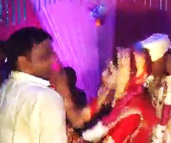 結婚式で花嫁激怒