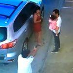 【動画】弁護士の男性が妻と娘の前で殺し屋に撃ち殺されてしまう