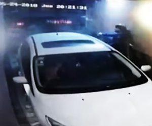 警察官VS武装強盗