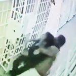 【動画】刑務所でムキムキの囚人が刑務官に襲いかかる衝撃映像