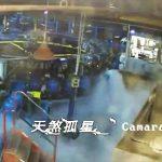 【動画】プロパンガスを入れる(充填)工場で恐ろしい事故が起こってしまう