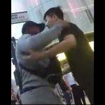 【動画】中国料理食べ放題を食べた黒人が料金を払わず、中国店員と殴り合いになる