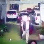 【動画】殺し屋が現れ後ろから男性の頭を銃で撃つ衝撃映像