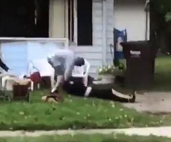 隣人トラブル