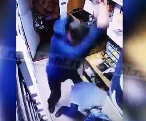 ロシアの強盗が怖すぎる