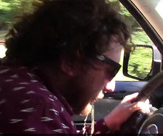 運転中嘔吐しまくる