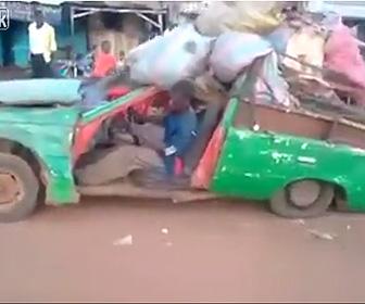 アフリカ版ローラーダー