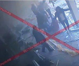 クリミアの大学で爆発・乱射 20人死亡