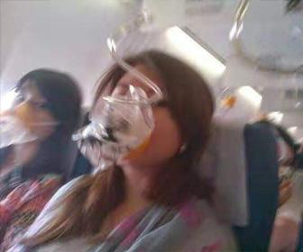 インドネシアLCC機が墜落 動画