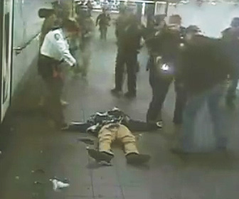 ニューヨーク地下鉄自爆テロ