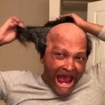 【動画】ハゲた男性が斬新な方法でカッコイイ髪型に!