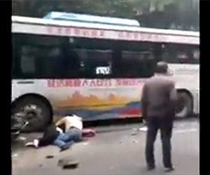 【動画】バスジャックされたバスが暴走し8名が死亡、22人が負傷