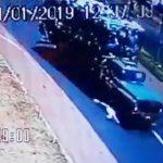 【動画】当たり屋がトラックに向かっていくが恐ろしい事になってしまう