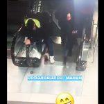 【動画】エスカレーターに両足の靴を巻き込まれてしまう衝撃映像