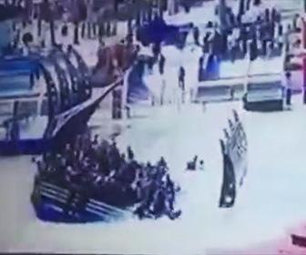 【動画】遊覧船が沈没し100名以上が死亡してしまう衝撃事故映像
