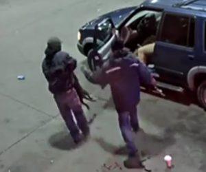 【動画】飼い犬を男に触らせると、男は突然首輪を取り犬を奪おうとする衝撃映像