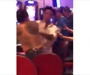 【動画】カジノでヤクザが一般人にボッコボコにされる衝撃映像