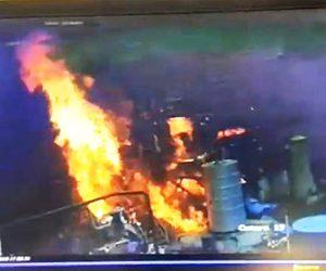 【動画】インドの化学工場が大爆発してしまう衝撃事故映像