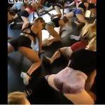 【動画】女性達が腰を振りまくるトゥワーキングのレッスン風景がセクシー過ぎる