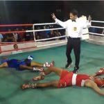 【動画】ボクシングの試合でダブルノックアウトし両者立ちあげれない衝撃映像