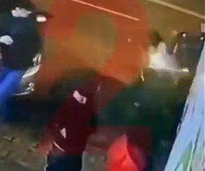 【動画】ナイトクラブのセキュリティに入場を断られた男が恐ろしい行動に出る衝撃映像