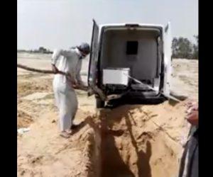【動画】新型コロナウイルスで亡くなった人の埋葬方法がヤバすぎる