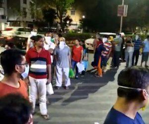 【動画】インド全土が封鎖、21日間外出禁止令でパニック買いが始まる