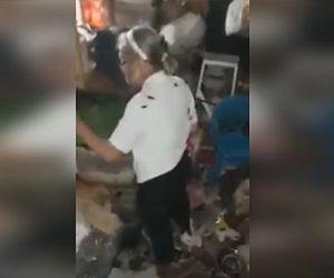 【衝撃】おばあさんの体中にゴキブリが!ゴミ屋敷がヤバ過ぎる衝撃映像