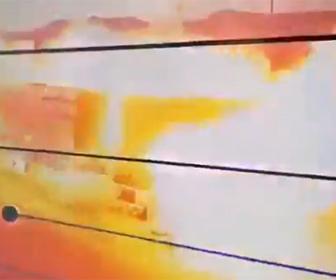 【衝撃】トラックが給油中のガソリンスタンドが大爆発する衝撃映像