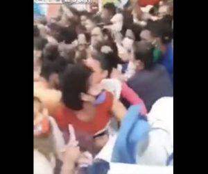 【衝撃】コロナ禍で店のオープニングセールに押し寄せる人達がヤバすぎる