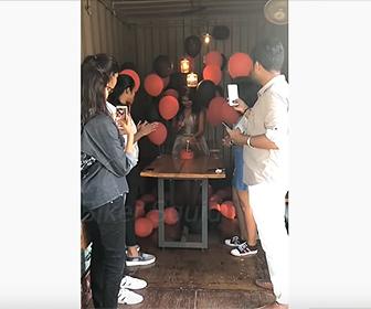 【衝撃】女の子の誕生日パーティーでケーキに火をつけた瞬間…衝撃映像