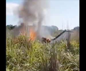 【墜落】ブラジルで飛行機墜落事故…サッカー選手4人と会長が死去