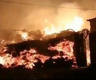 【噴火】コンゴで火山噴火15人死亡 子ども170人超が不明