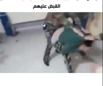 【動画】麻薬の売人が警察に捕まりボコボコにされる衝撃映像