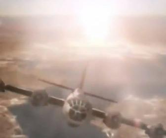 【動画】広島に落とされた原子爆弾の再現動画 一瞬で灰になる人も