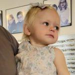 【動画】目が悪い赤ちゃんがはじめて眼鏡をかけて母親を見た時の反応