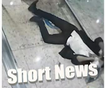 【動画】コカインを密輸しようとした男。空港でコカインのカプセルが胃の中で破裂してしまい…