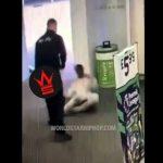 【動画】店のセキュリティに男が一撃で殴り倒される